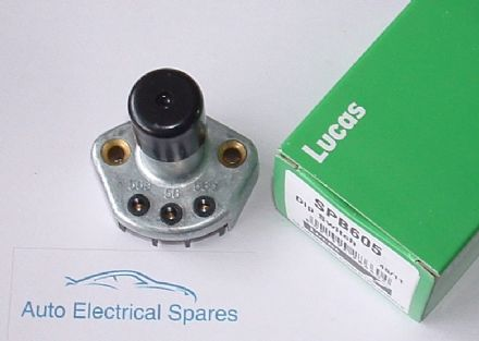 Lucas SPB605 502087 ( 31800 ) floor mounted foot operated dip switch